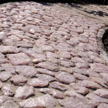 Pink Quartz 20/30 cm