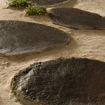 Japanse step basalt glad