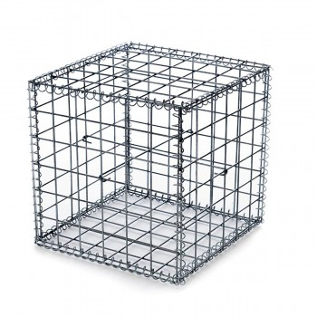 Gabion basket 50x50x50 cm Ø...