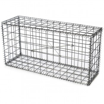 Gabion basket 100x30x50 cm...