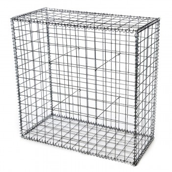Gabion basket 100x50x100 cm...