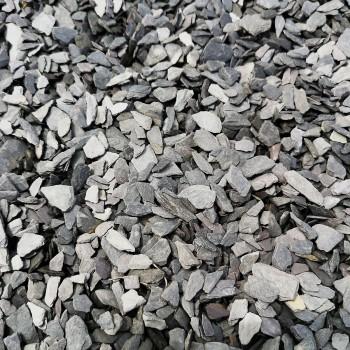 Crushed Slate 10/40 mm*