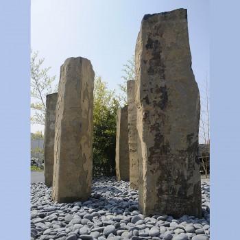 Basalt Pijler 150 cm